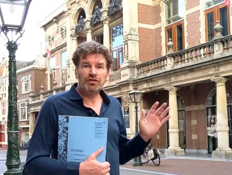 brahms Stadsgehoorzaal Leiden npu leertouwer september 2020